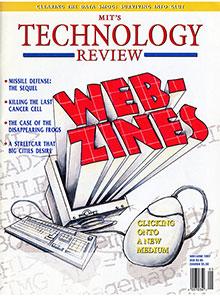 Clicking onto Webzines