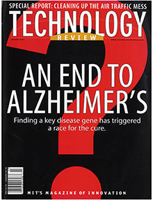 An End to Alzheimer's?