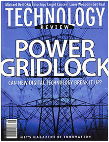A Smarter Power Grid