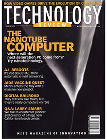 The Nanotube Computer