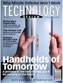 Handhelds of Tomorrow