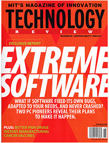Special Report: Software Goes Extreme