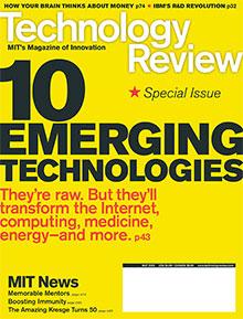 10 Emerging Technologies