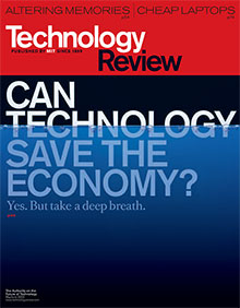 Can Technology Save the  Economy?