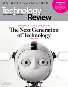Innovators Under 35 | 2009
