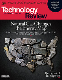 Natural Gas Changes the Energy Map