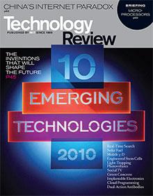 Emerging Technologies: 2010