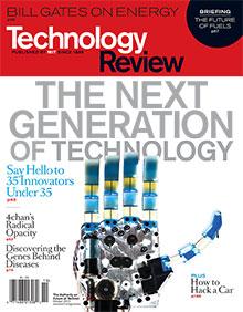 Innovators Under 35 | 2010