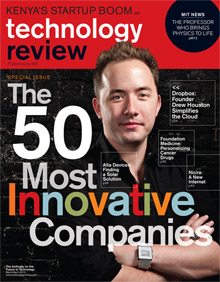 Disruptive Companies: 2012