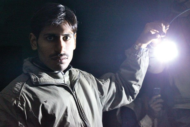 Rural Indians are replacing kerosene lamps with cheaper and cleaner LEDs.
