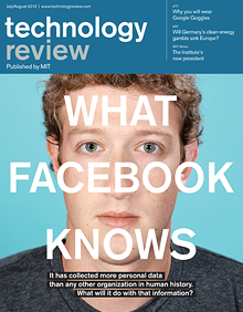 What Facebook Knows