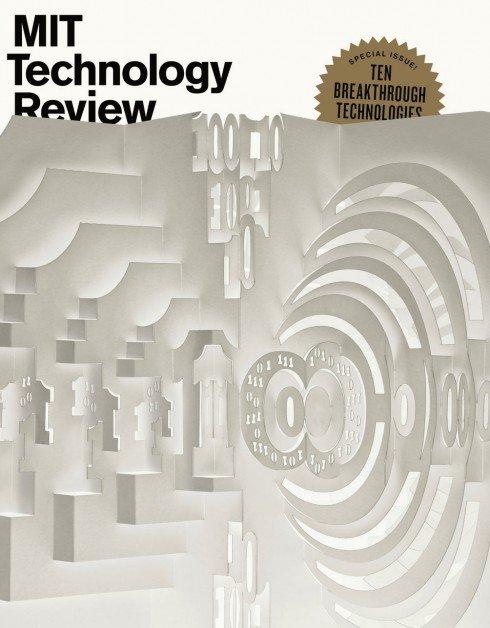 The 10 Breakthrough Technologies of 2013