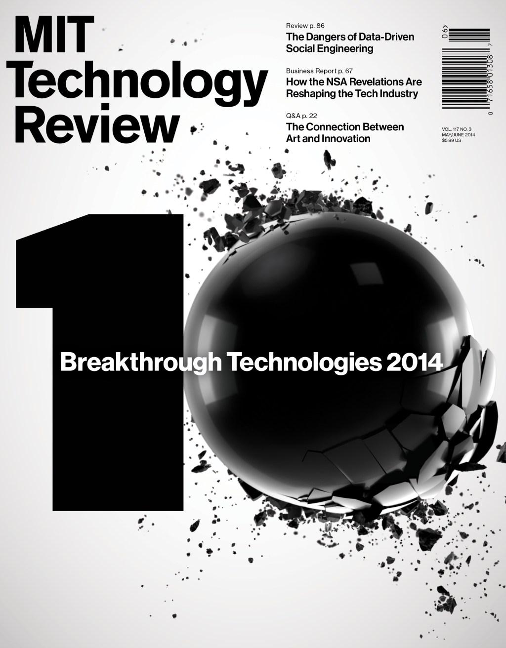 10 Breakthrough Technologies 2014