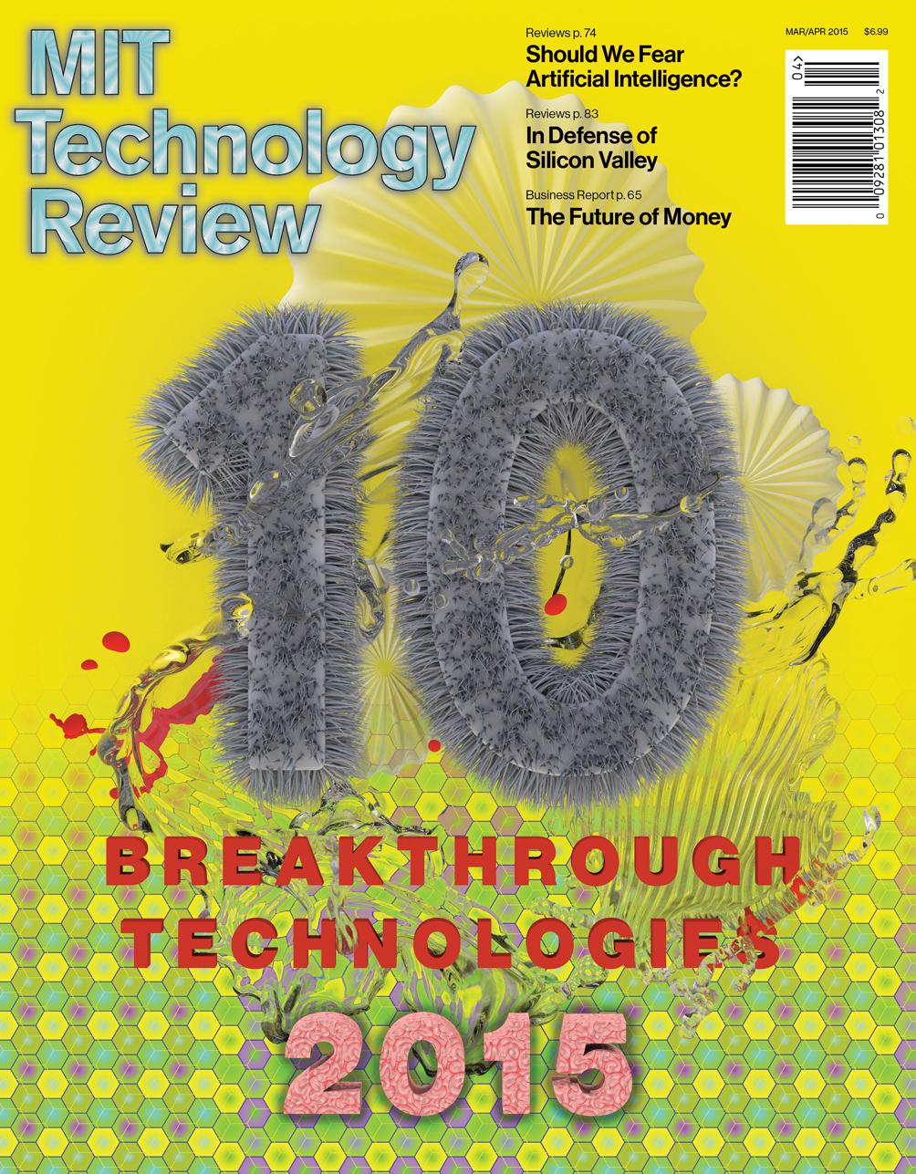 10 Breakthrough Technologies 2015