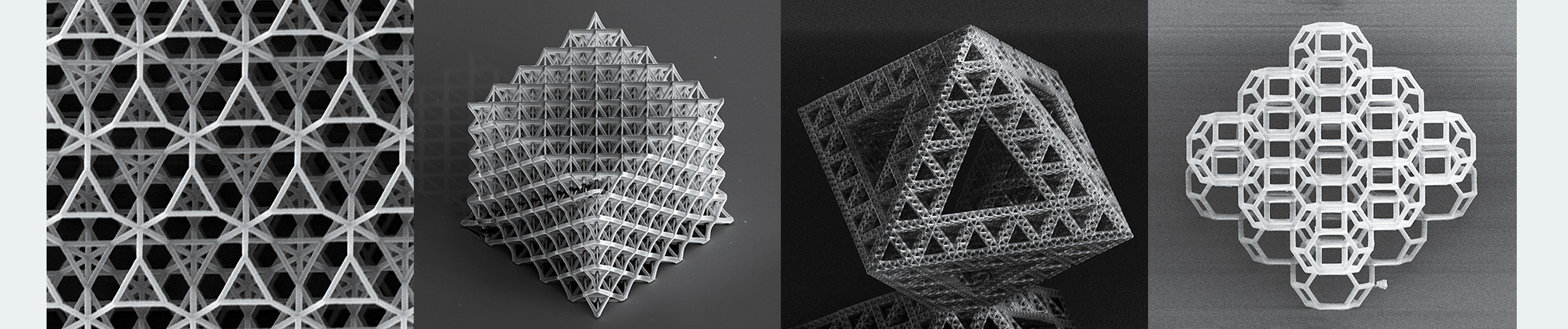 Fine-tuning materials' architecture at the nanoscale yields distinctive patterns—and unusual properties.