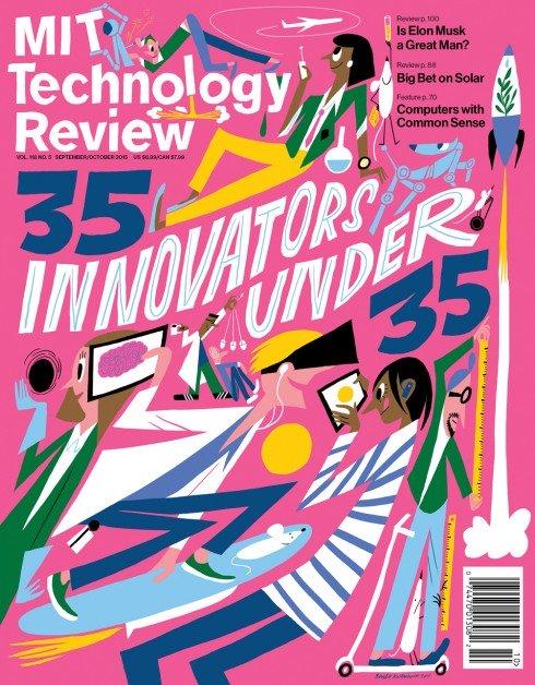 35 Innovators Under 35