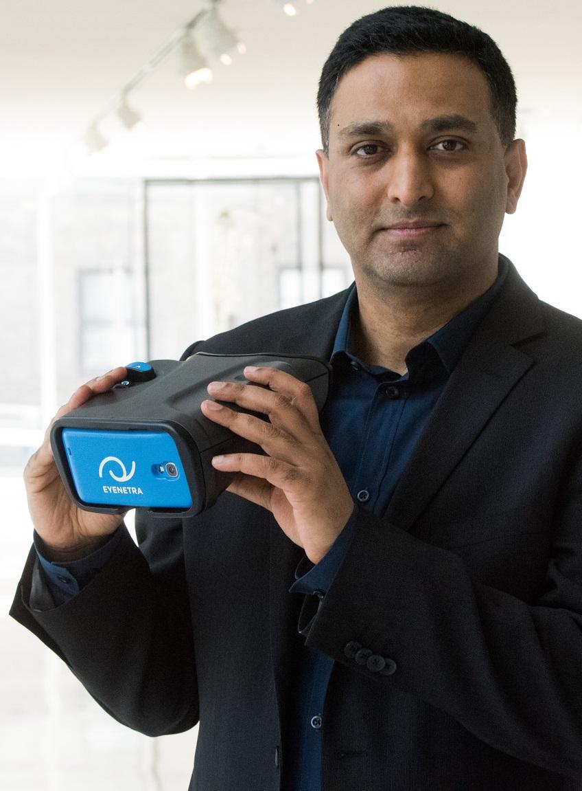 Ramesh Raskar, Director, Camera Culture Group, MIT Media Lab