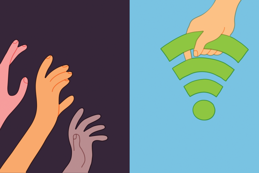 The Unacceptable Persistence of the Digital Divide | MIT Technology Review