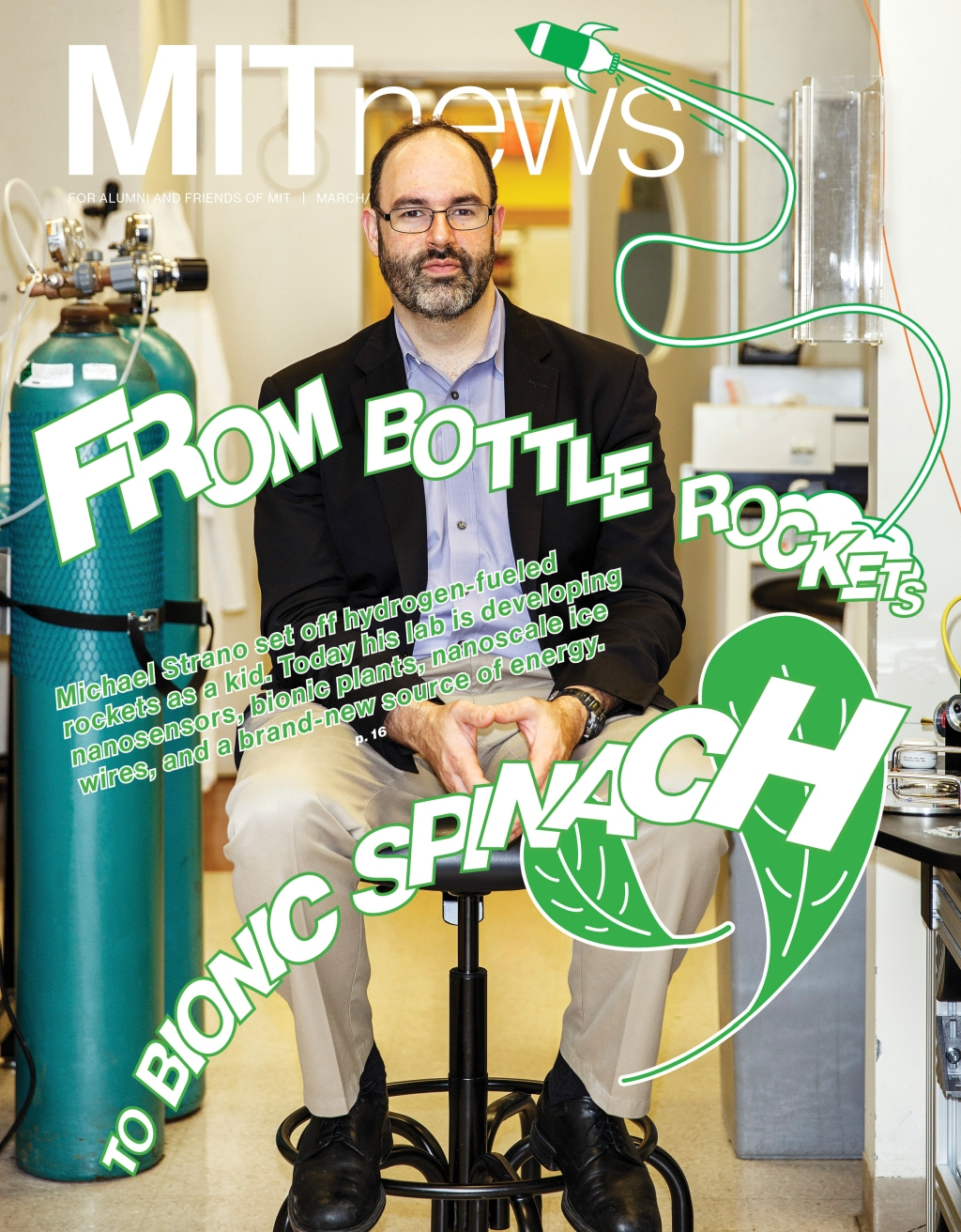 From Bottle Rockets to Bionic Spinach