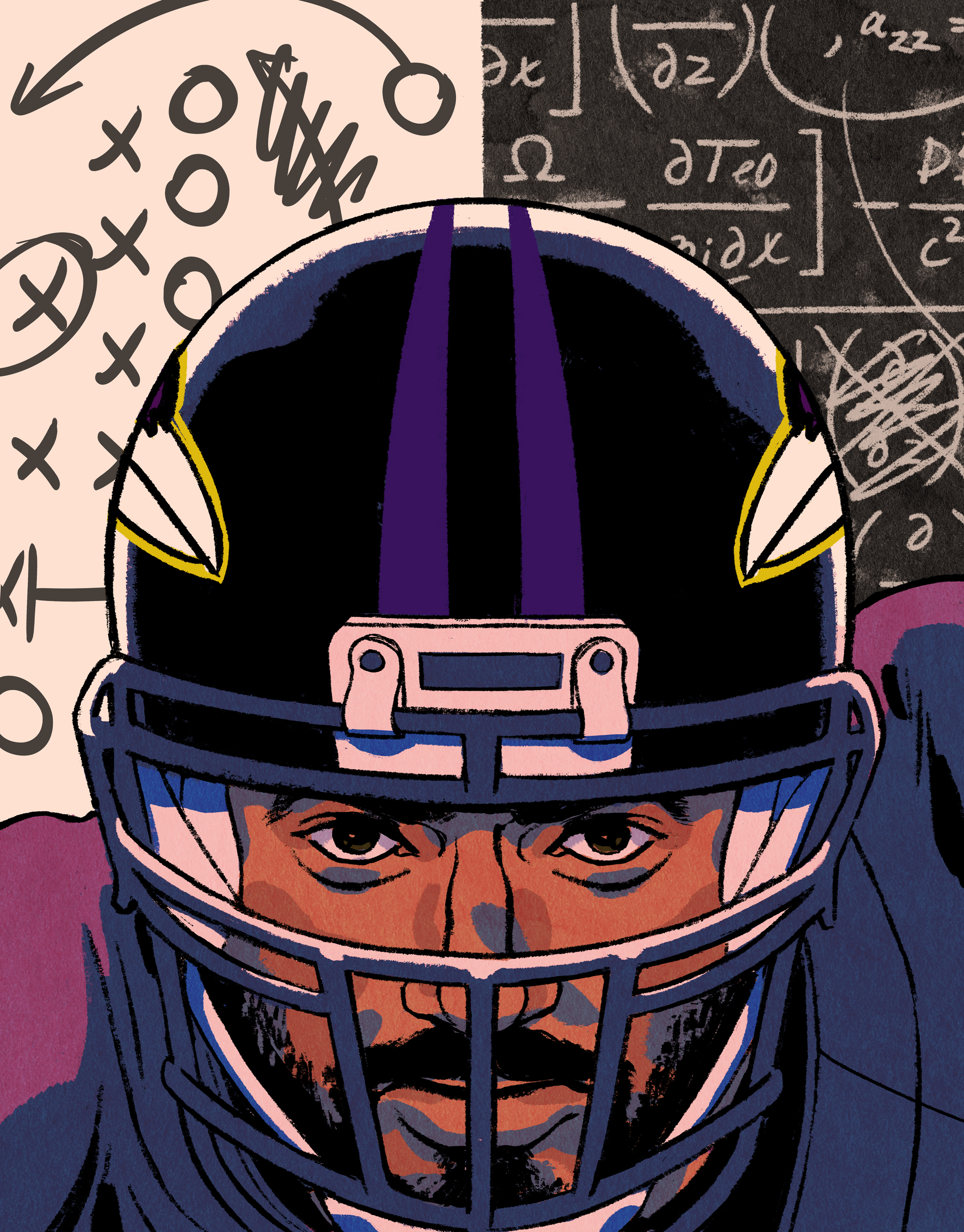 From The Nfl To Mit The Double Life Of John Urschel Mit