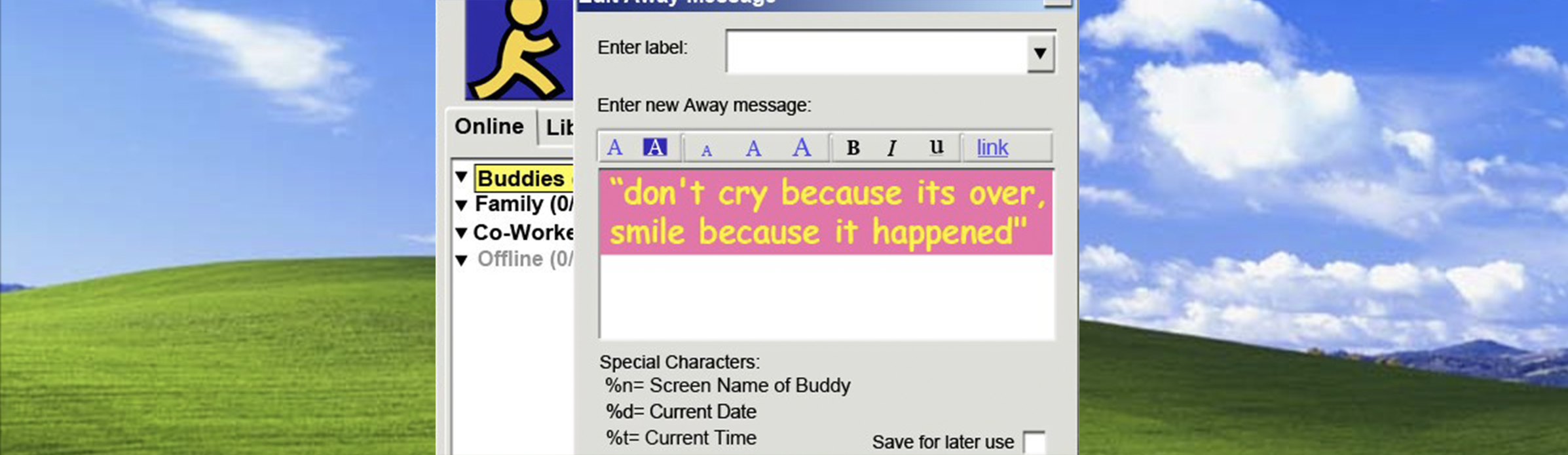 AOL Instant Messenger Made Social Media What It Is Today