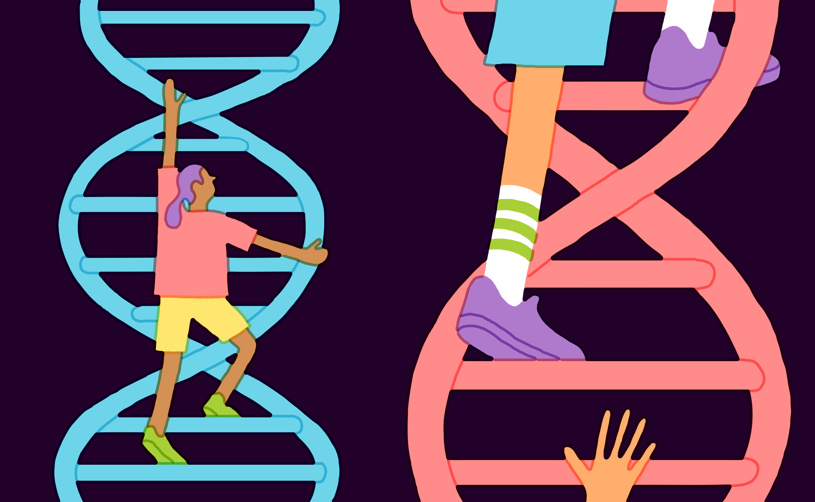 Dna Tests For Iq Are Coming But It Might Not Be Smart To Take One Mit Technology Review