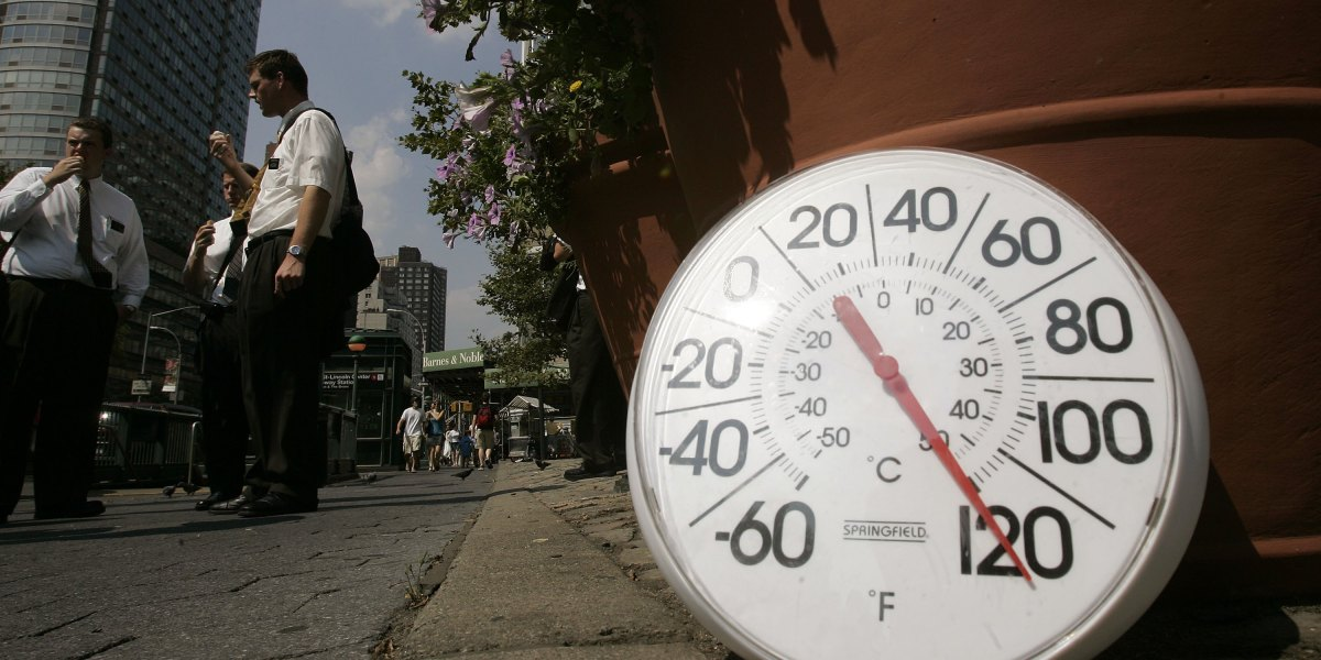 How to prepare cities and citizens for more killer heat waves