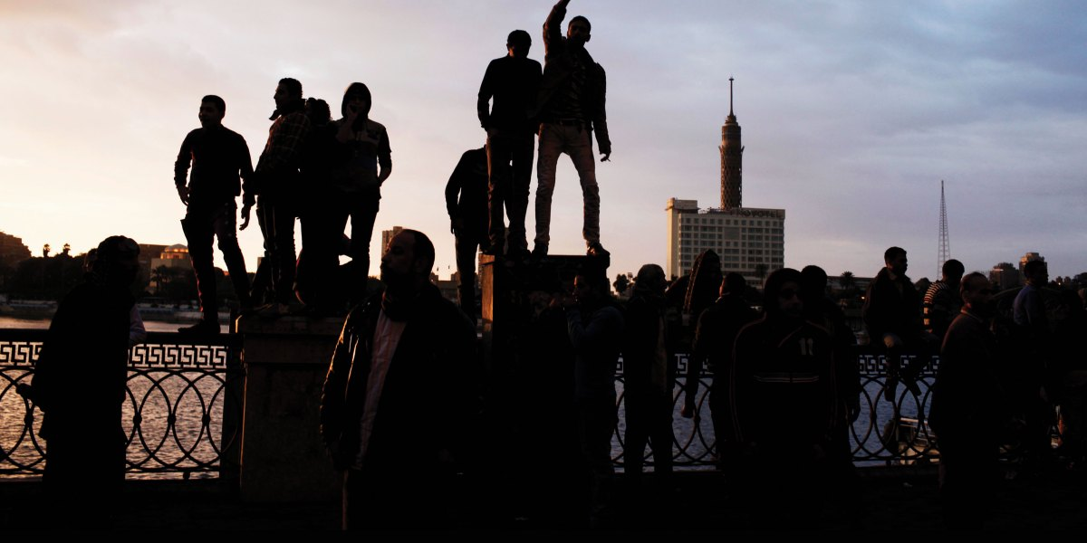 How social media took us from Tahrir Square to Donald Trump - MIT Technology Review