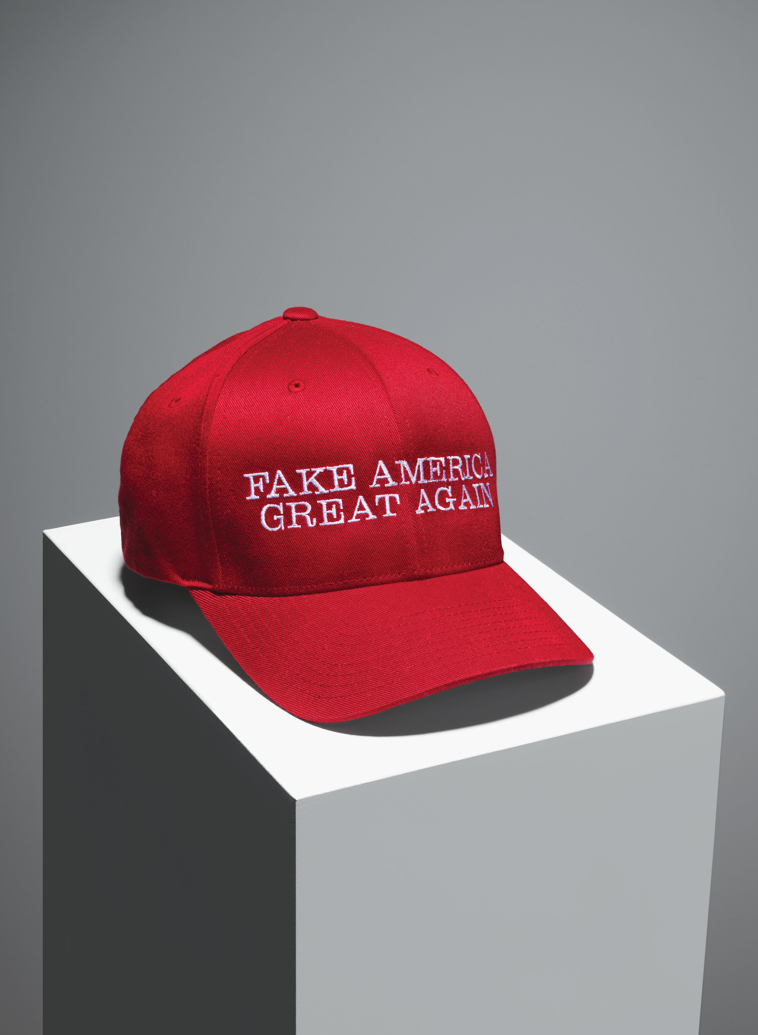 Fake America Great Again Mit Technology Review
