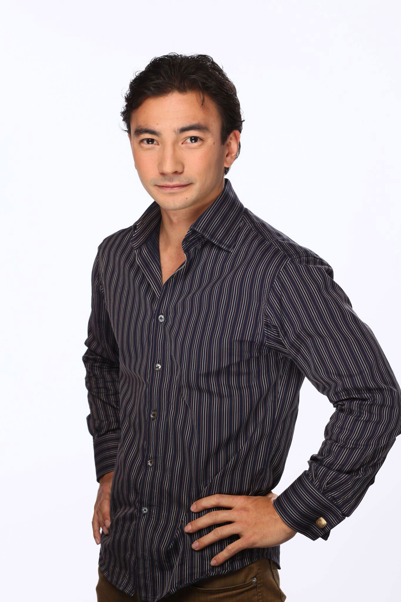 Photo of James Tanabe '00, '01