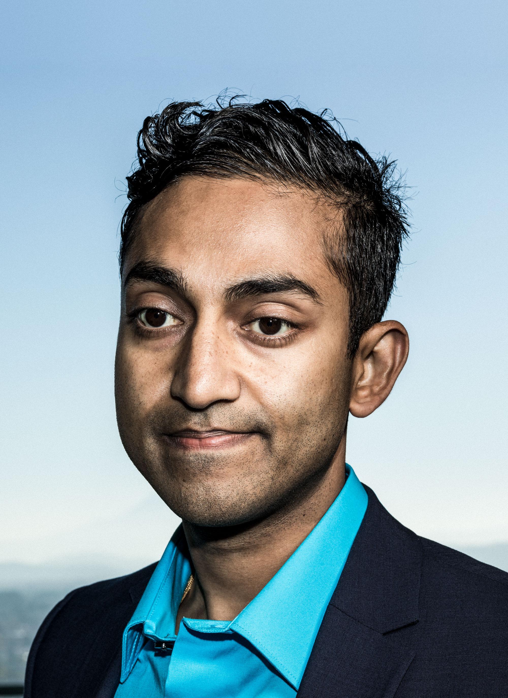 Portrait of Vinay Prasad