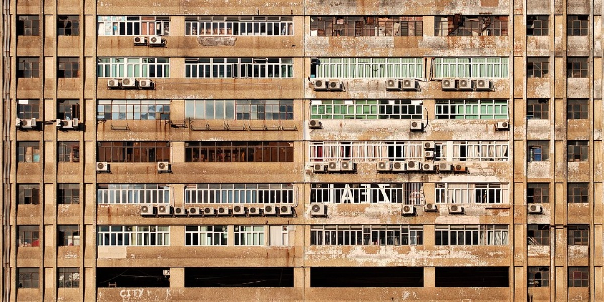 A futuristic plan would turn air conditioners into climate-change-fighting machines