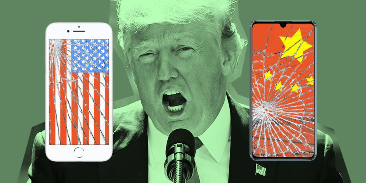 Trump's feud with Huawei and China could lead to the balkanization of tech