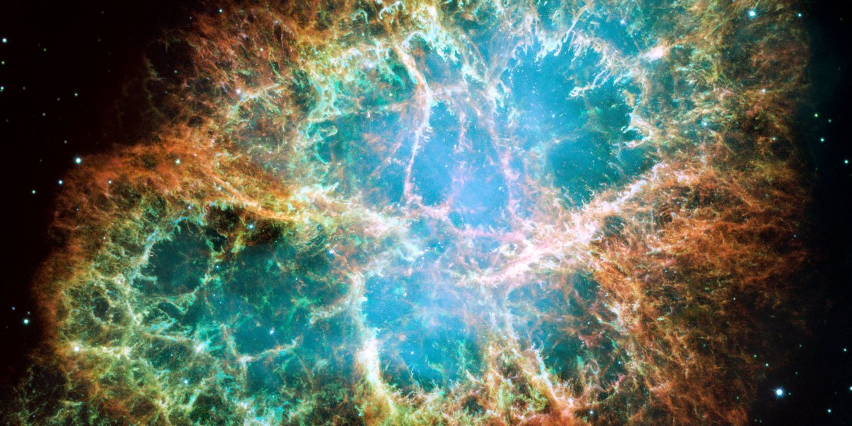 The Crab Nebula just blasted Earth with the highest-energy photons ever recorded