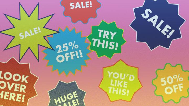 Sales images