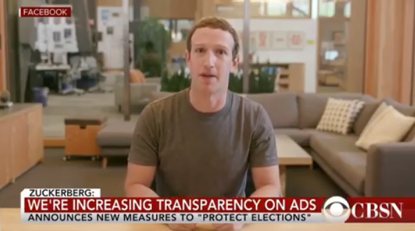 Mark Zuckerberg deepfake