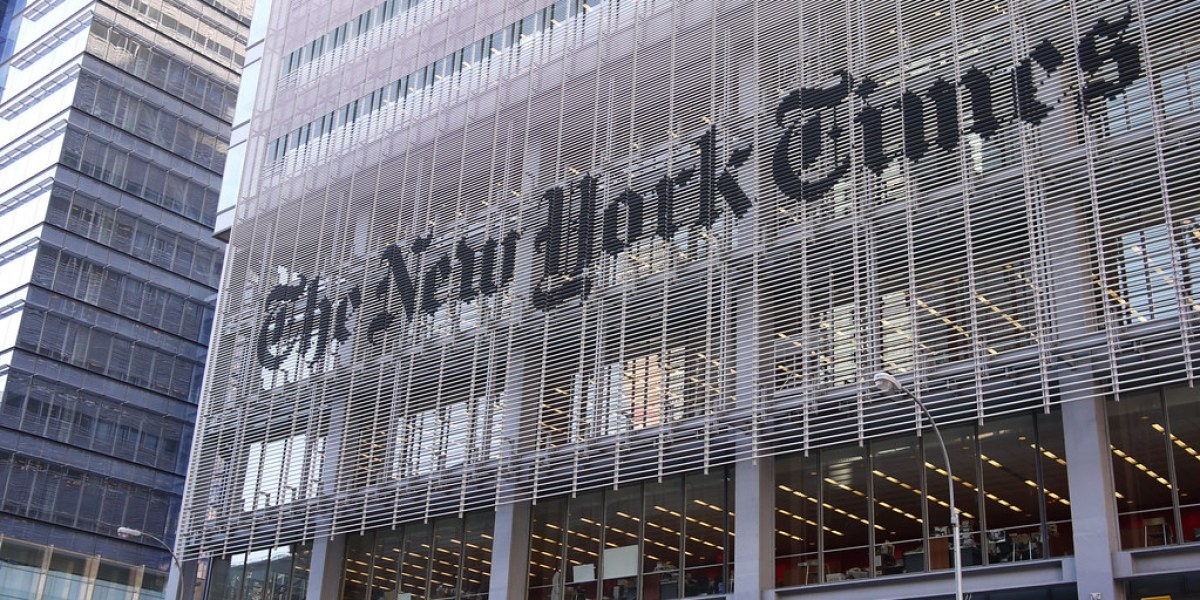 The New York Times thinks a blockchain could help stamp out fake news