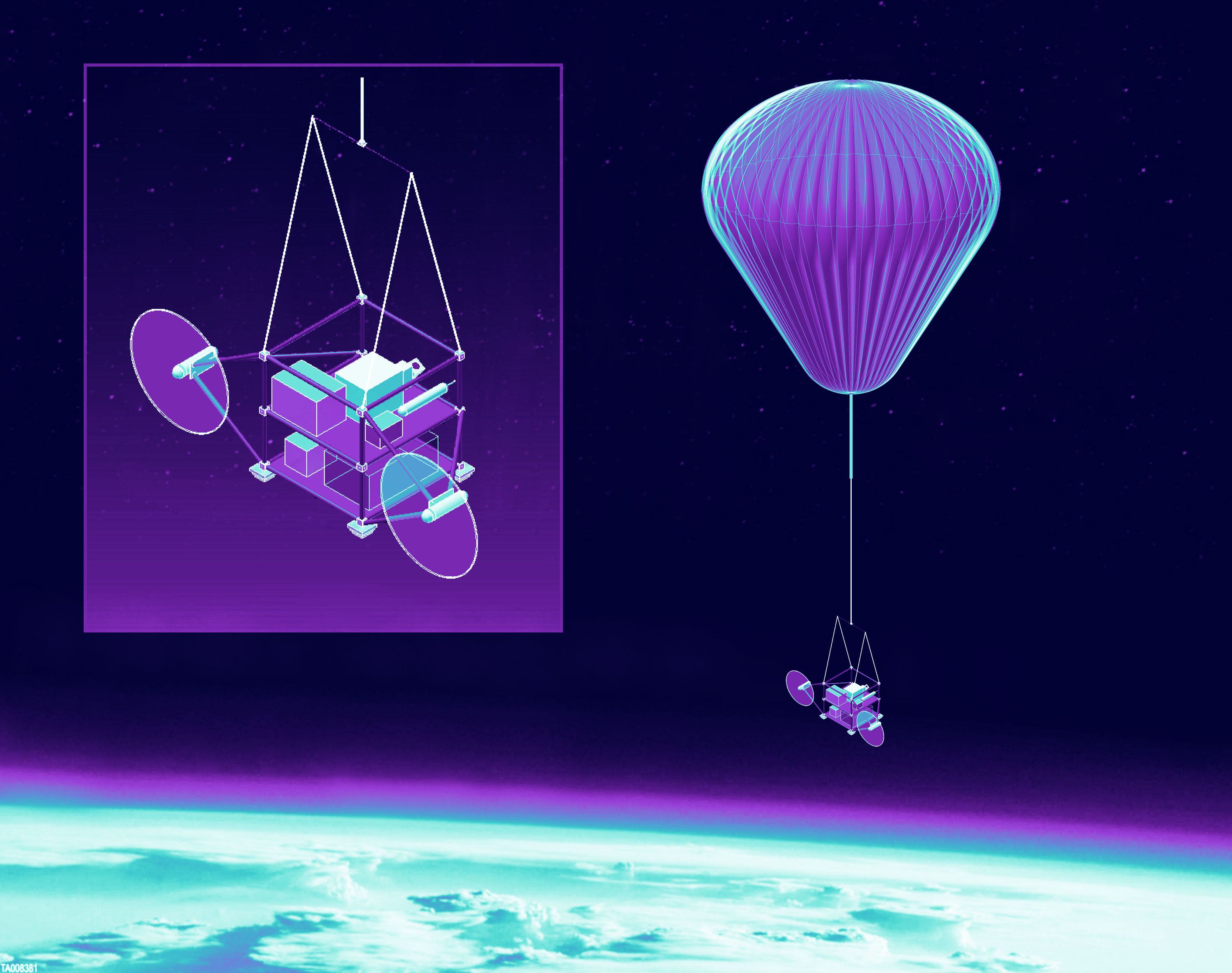 Space balloon