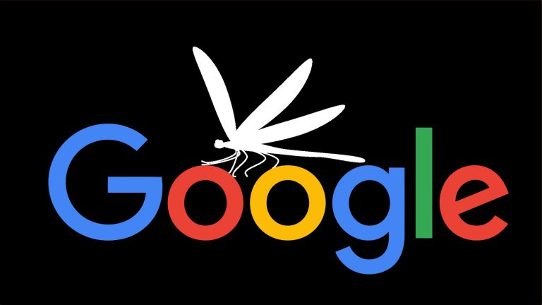 Google dragonfly