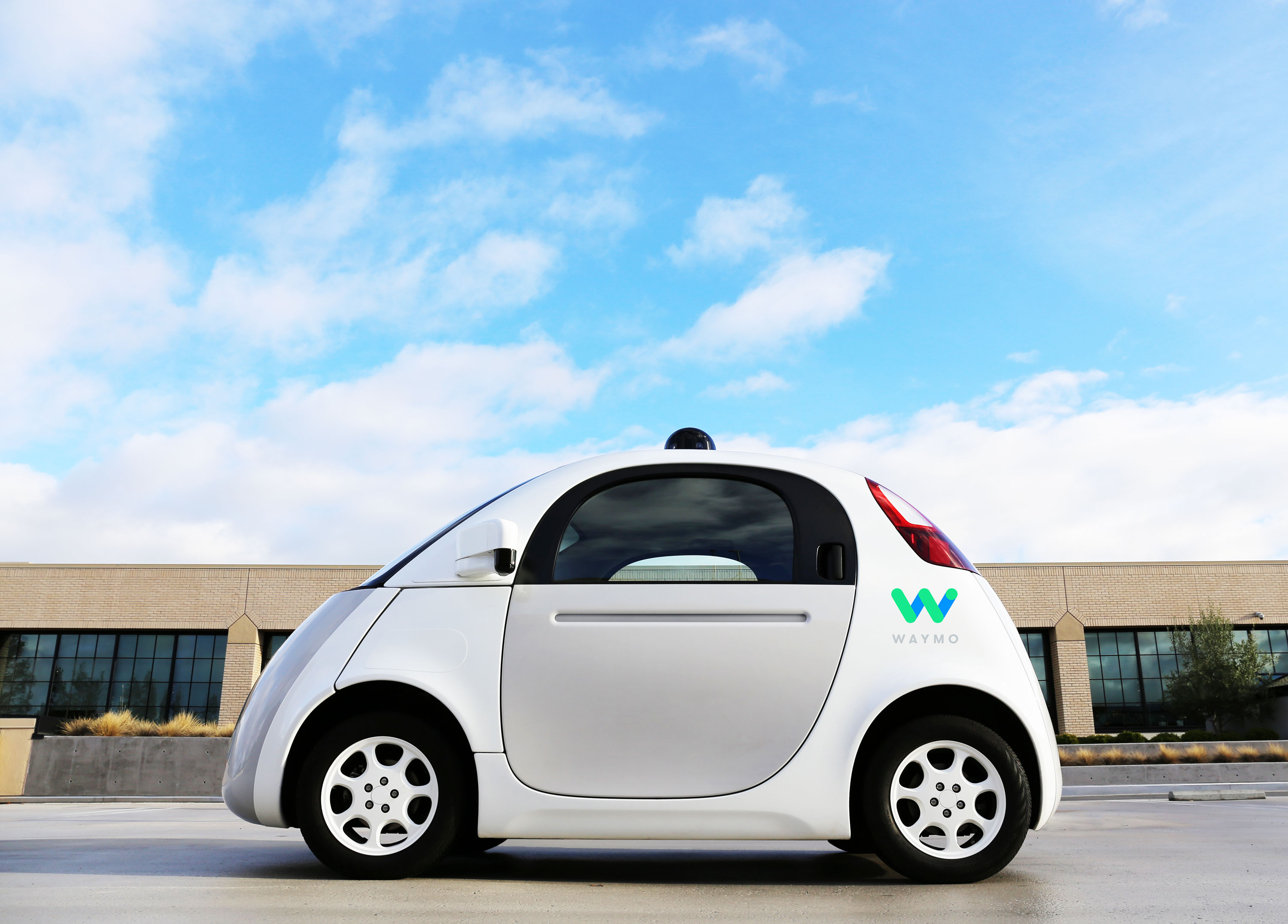 Waymo vehicle