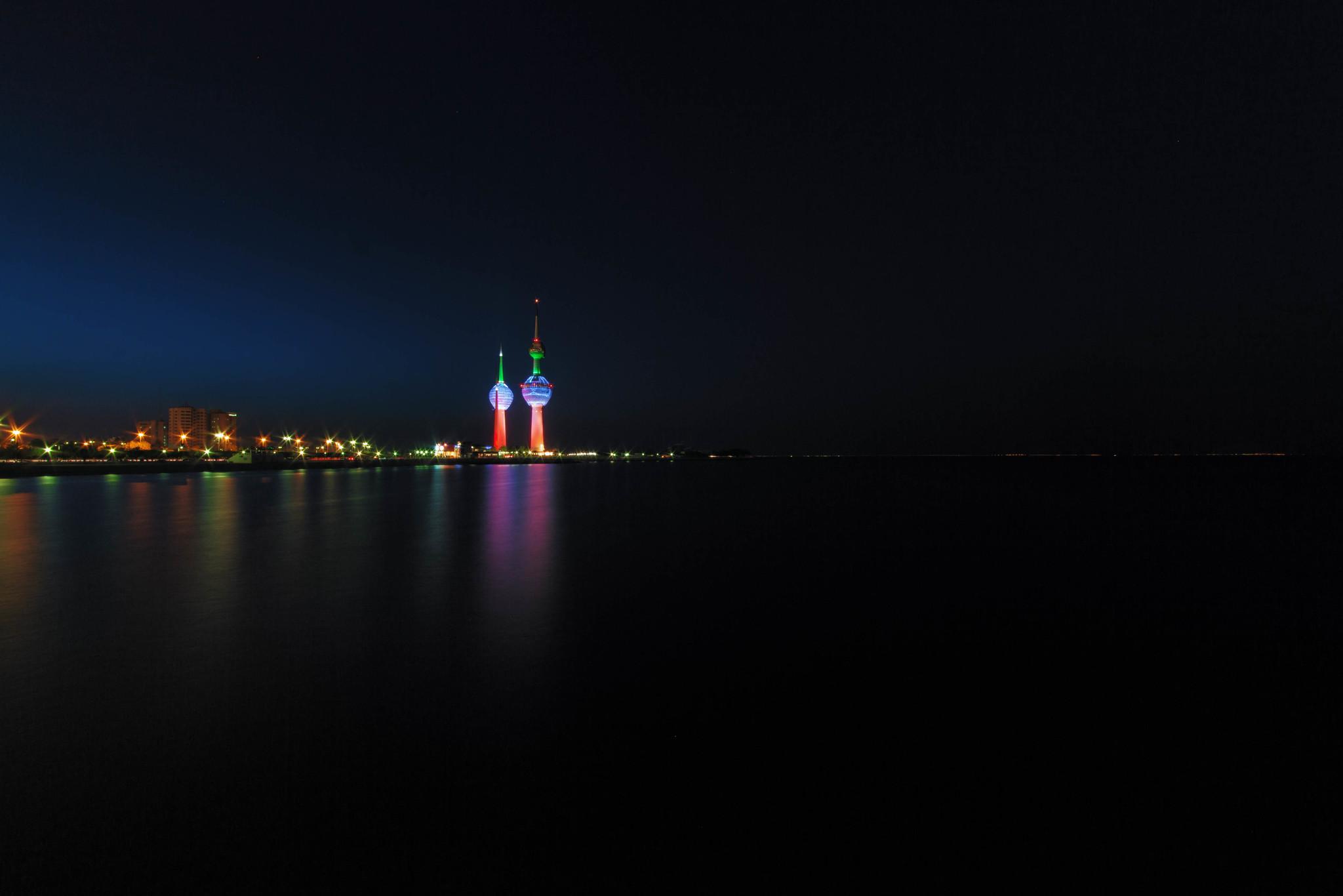 Michael Levine-Clark Follow Kuwait Towers