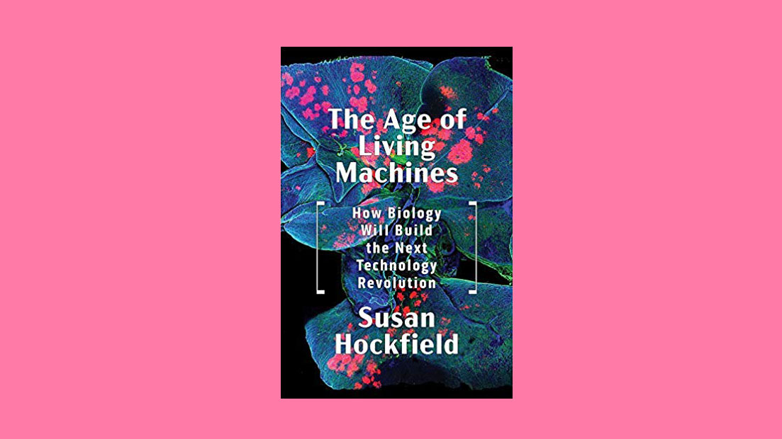 The Age of Living Machines book cover