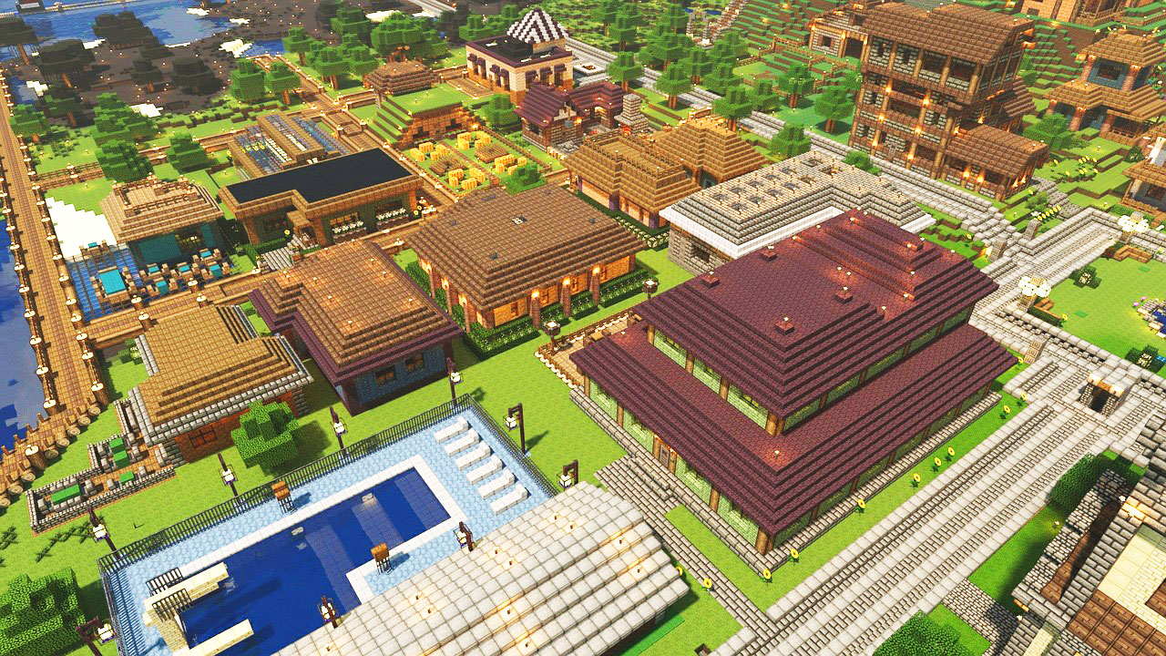 Facebook is creating an AI assistant for Minecraft | MIT Technology Review