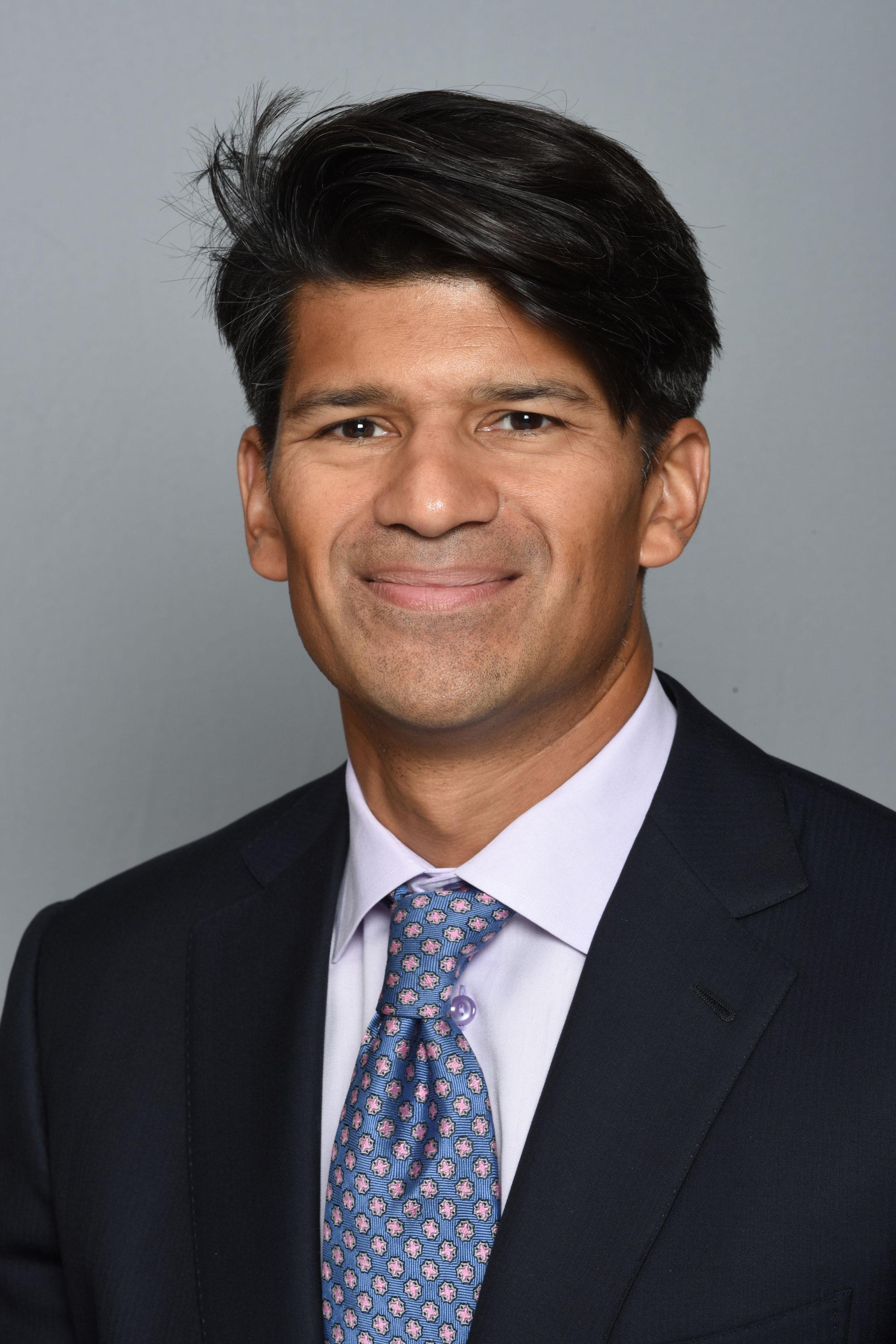 Srijoy Mahapatra '94, MBA '15