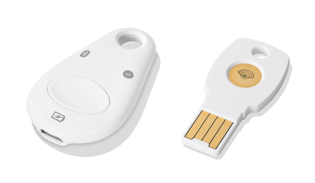 google security Titan key
