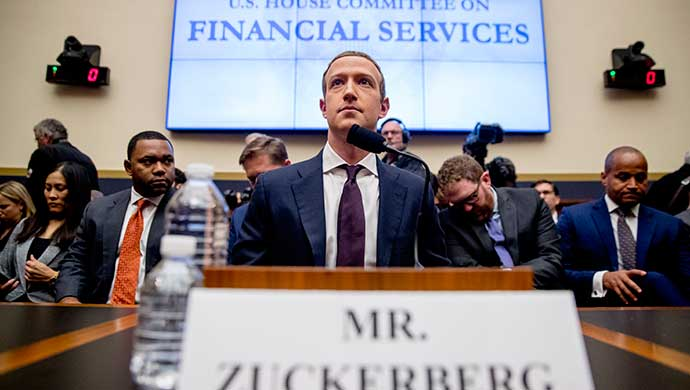 Facebook CEO Mark Zuckerberg has given testimony to Congress on several aspects of the company's business.