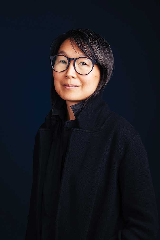 Photograph of Theresa Chiueh
