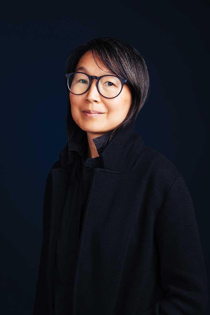 Photograph of Theresa Chiueh