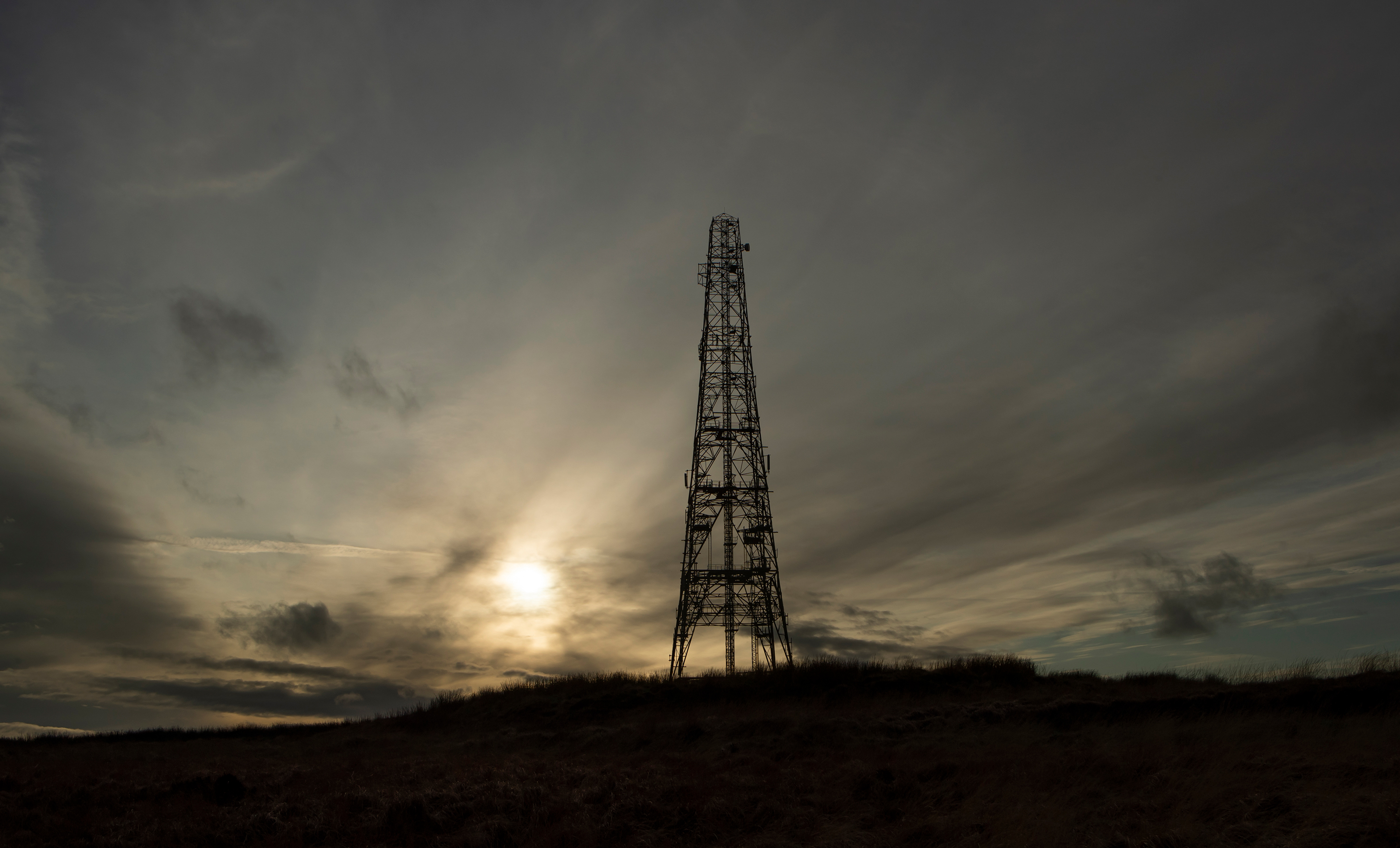 masts in North Yorkshire, uk