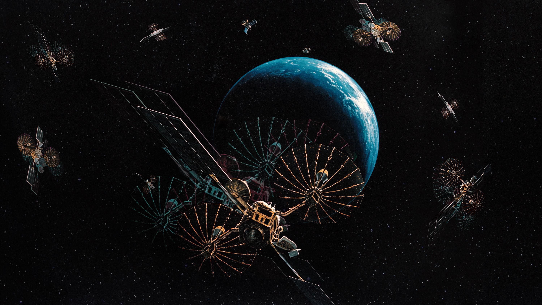 Quantum Satellites